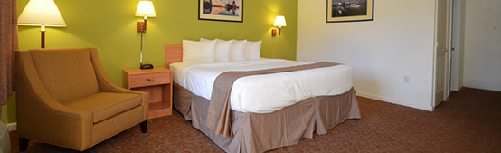 Best Coos Bay Lodging - Quality Inn Coos Bay
