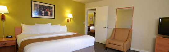 It's spring along Oregon's Southern Coast - Quality Inn & Suites Coos Bay.