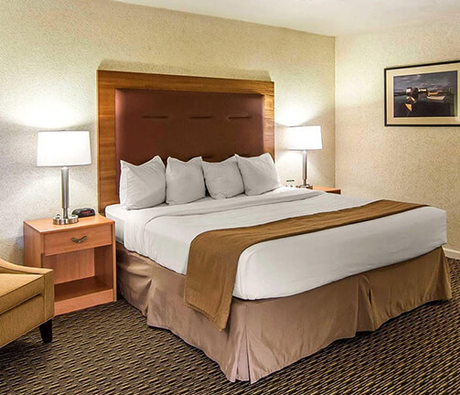Relax at Quality Inn & Suites, Oregon
